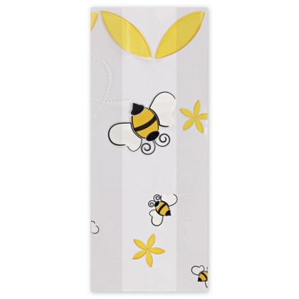 Small Honey bee cello gift bags