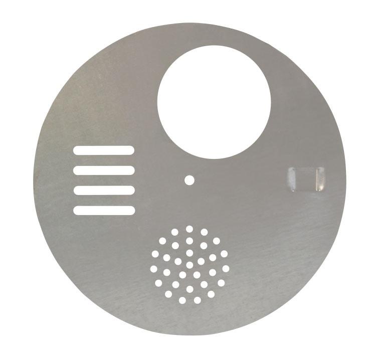 Steel Entrance Disc