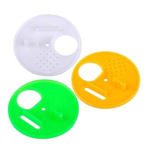 Plastic Entrance Discs