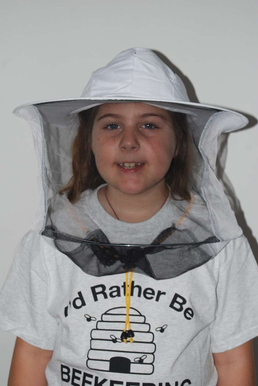 Economy Hat Veil Pullover with Drawstring