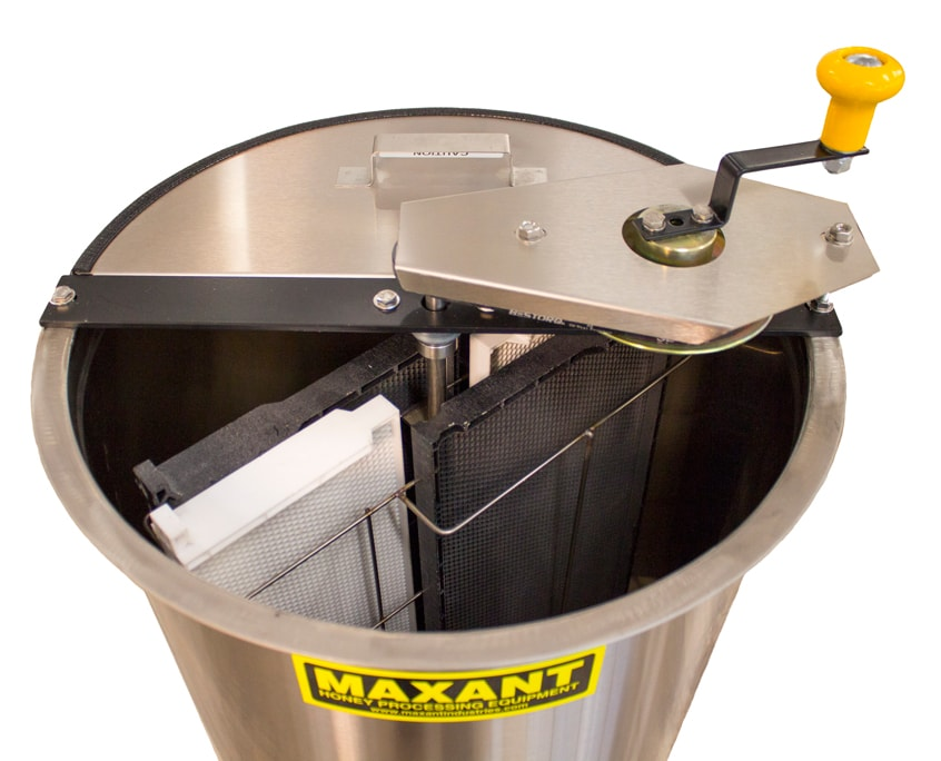 Maxant 4 Frame Hand Honey Extractor For Sale