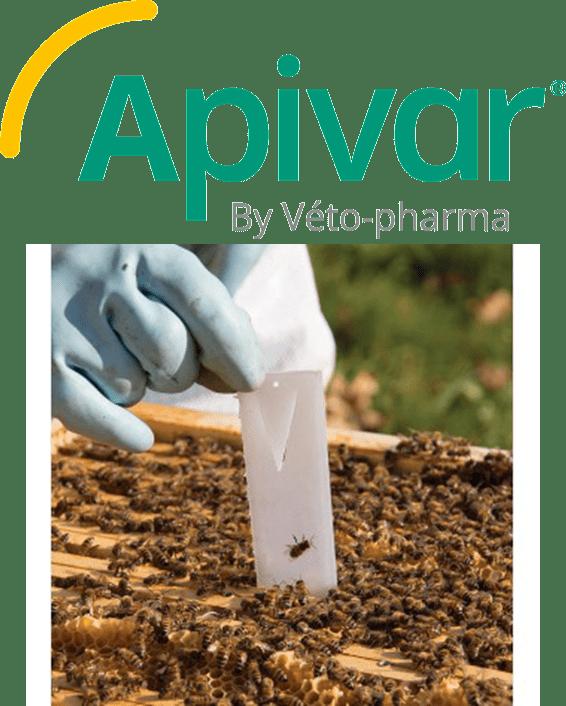 Apivar mite treatment strips