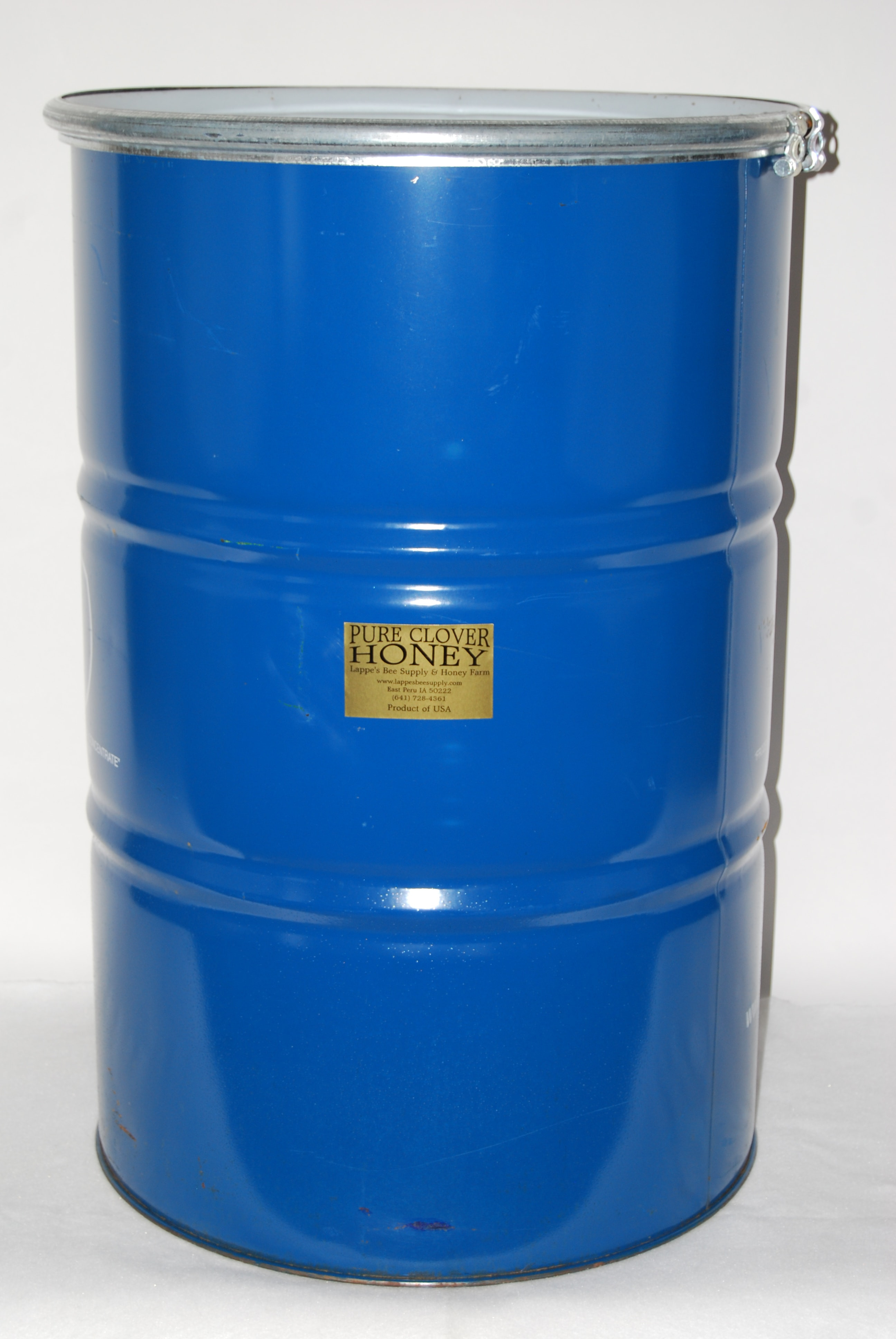 55 Gallon Drums of Honey For Sale