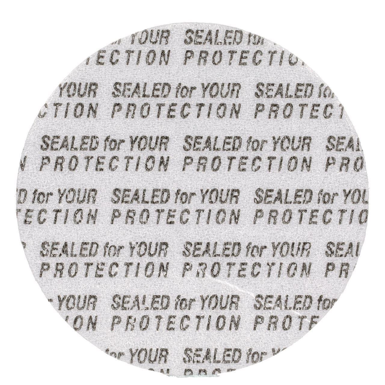 Foam Safety Seal