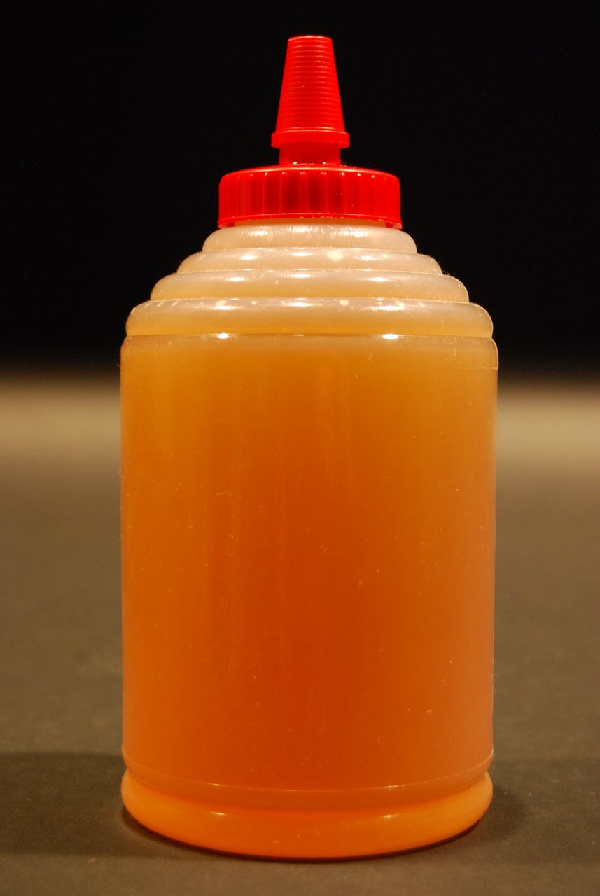2 lb. Extra Soft Squeeze Skep Plastic Honey Containers