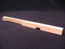 8 frame cedar entrance reducer