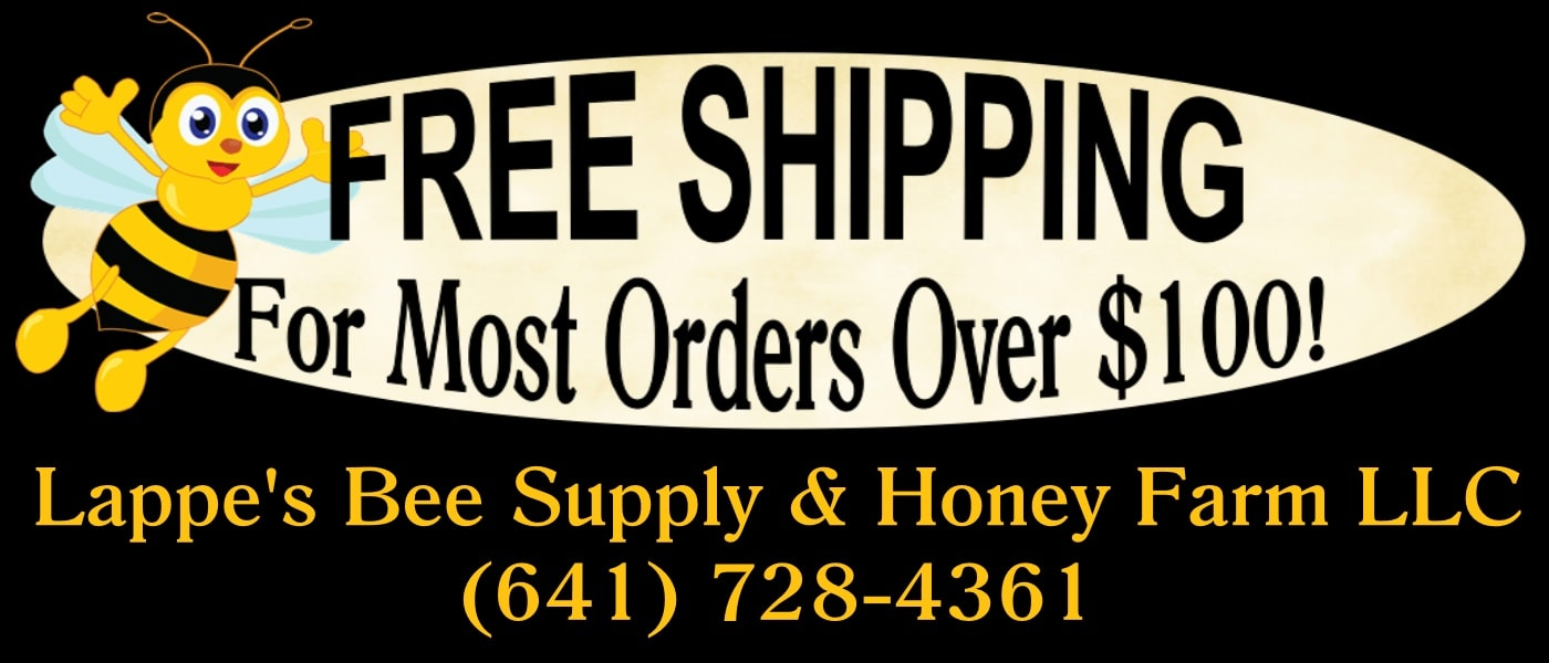 Lappe's Bee Supply & Honey Farm LLC-USA Beekeeping Supplies