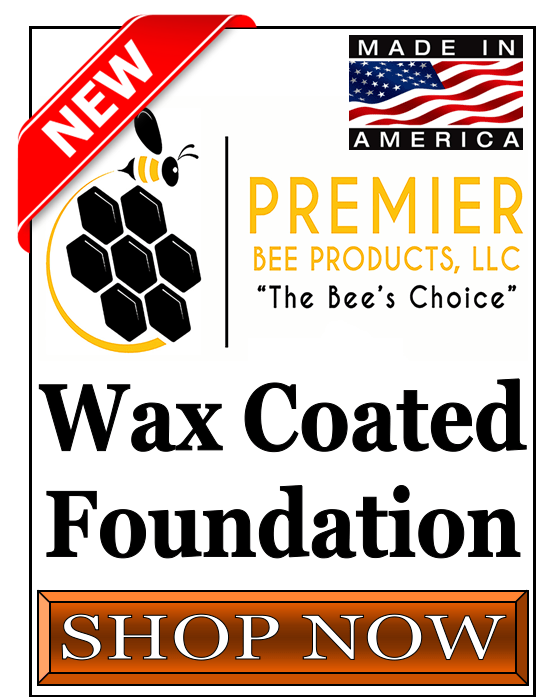 Premier Bee Hive Foundation For Sale at Lappe's Bee Supply