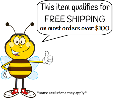 This product qualifies for free shipping!