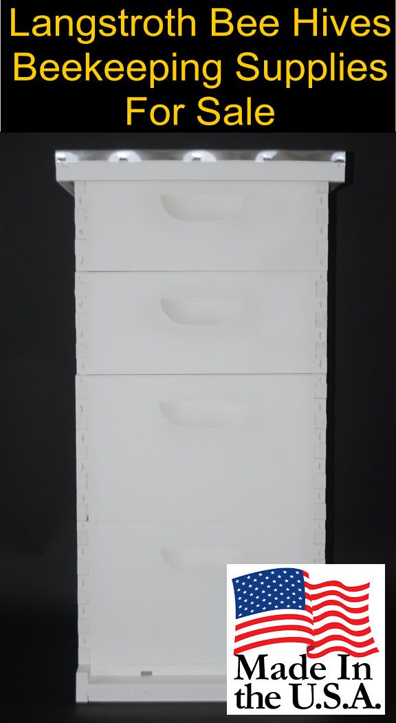 United States Beekeeping Supplies for sale Langstroth bee hives and beginning beekeeping supplies for sale in Alabama AL | Alaska AK | Arizona AZ | Arkansas AR | California CA | Colorado CO | Connecticut CT | Delaware DE | Florida FL | Georgia GA | Hawaii HI | Idaho ID | Illinois IL | Indiana IN | Iowa IA | Kansas KS | Kentucky KY | Louisiana LA | Maine ME | Maryland MD | Massaachusetts MA | Michigan MI | Minnesota MN | Mississippi MS | Missouri MO | Montana MT | Nebraska NE | Nevada NV | New Hampshire NH | New Jersey NJ | New Mexico NM | New York NY | North Carolina NC | North Dakota ND | Ohio OH | Oklahoma OK | Oregon OR | Pennsylvania PA | Rhode Island RI | South Carolina SC | South Dakota SD | Tennessee TN | Texas TX | Utah UT | Vermont VT | Virginia VA | Washington WA | West Virginia WV | Wisconsin WI | Wyoming WY