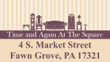 Event at Time and Again at the Square - Fawn Grove, PA