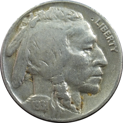 1931-S Buffalo Nickel, Key Date