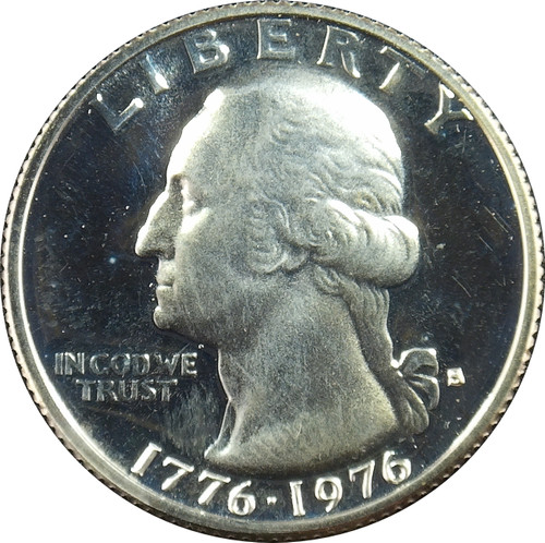 1976-S Washington Quarter Proof