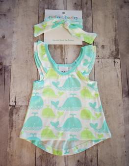 CBarley Whale Dress