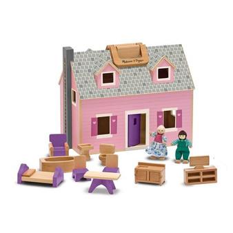 M&D Fold n Go Dollhouse
