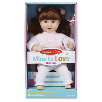 Brianna 12 Doll