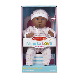 Mine To Luv Gabrielle Doll