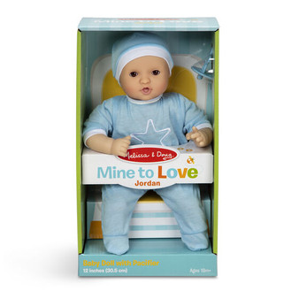 Mine To Luv Jordan Doll
