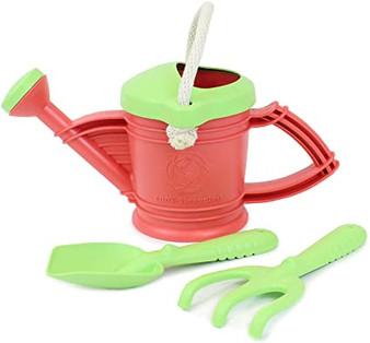 Watering Can - Coral