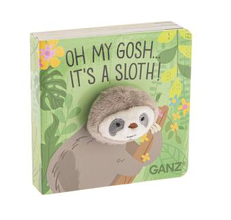 Gosh It's A Sloth Book