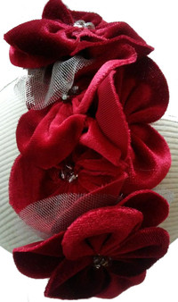 Rosie Red Head Band