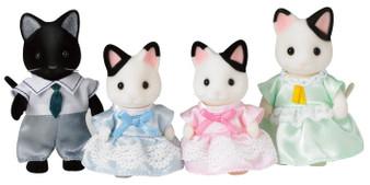 Tuxedo Cat Family CC