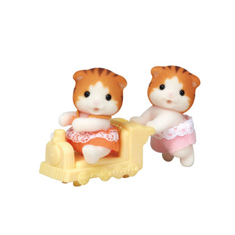 Maple Cat Twins CC