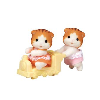 Maple Cat Twins CC