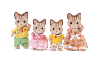CC Sandy Cat Family