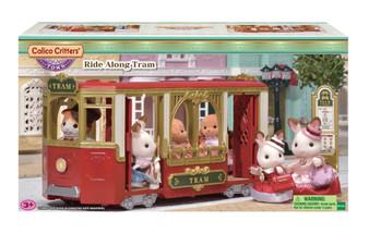 Ride Along Tram CC
