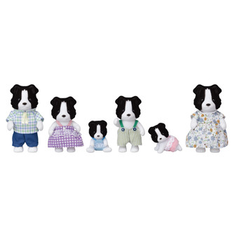 Border Collie Family CF5510 Europe