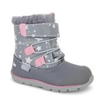 Gilman Gray Stars Snow Boot