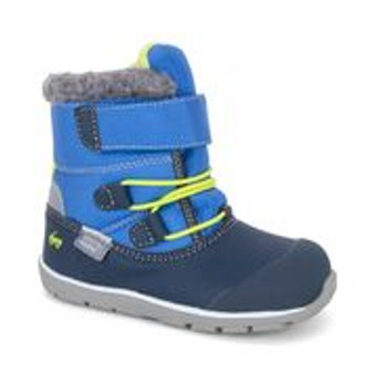 Gilman Nvy Blue Snow Boot