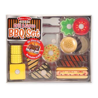 Grill & Serve BBQ Set
