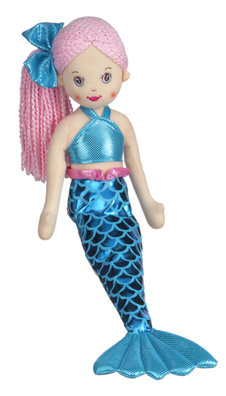 SC Mermaid Pink Hair