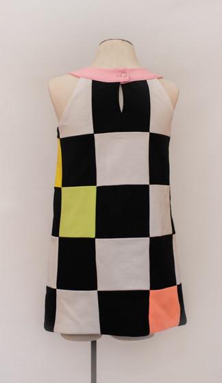 Checkerboard Knit