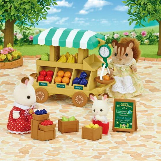 Fruit Wagon CC