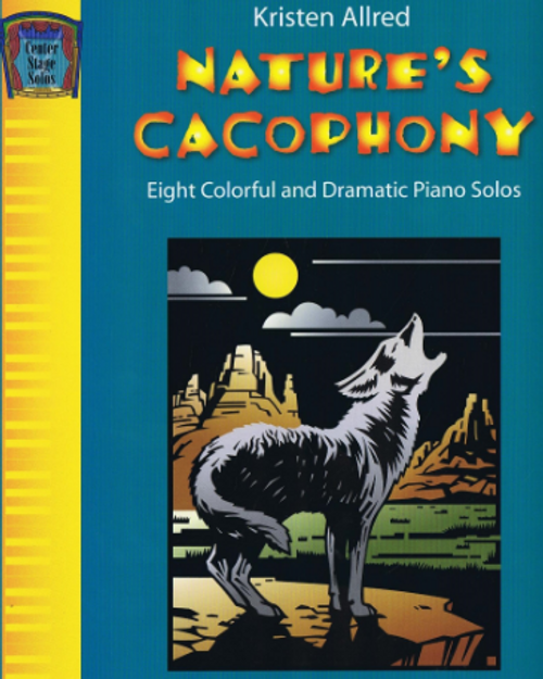 Nature's Cacophony Bk. 1  (Int. Piano)