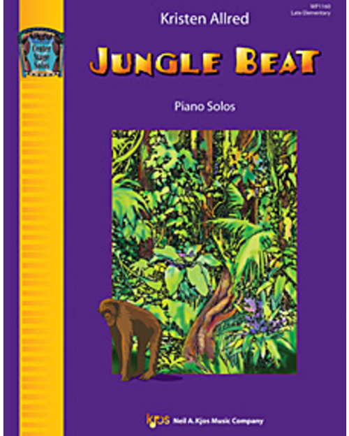 Jungle Beat (Easy Piano Solos )