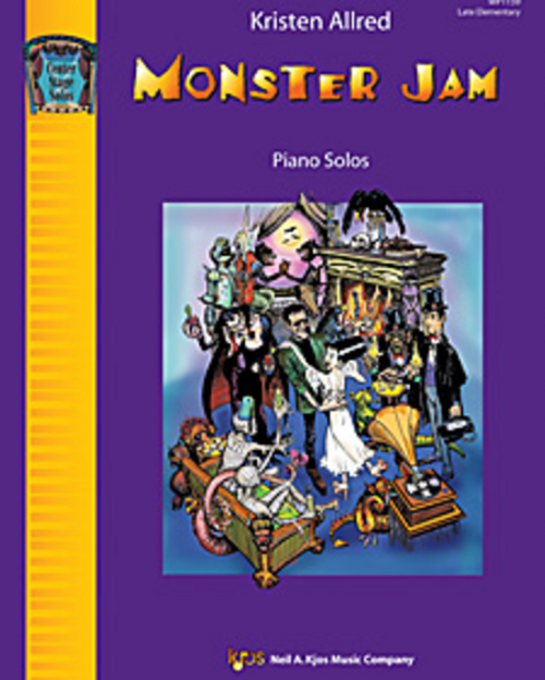 Monster Jam (Easy Piano Solos)