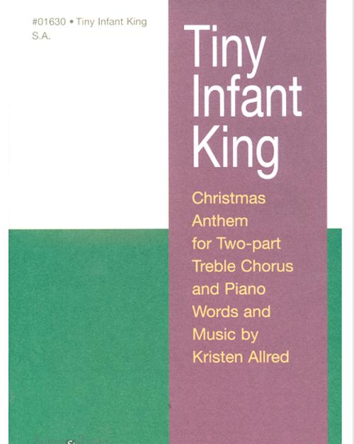 Tiny Infant King (SA) Christmas