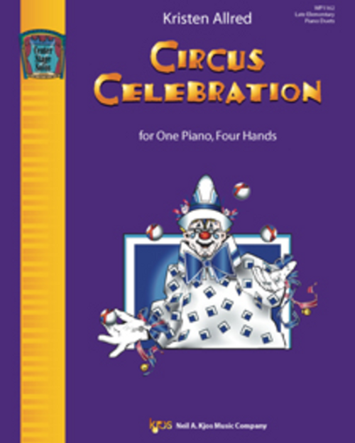 Circus Celebration (Easy Piano Duets)