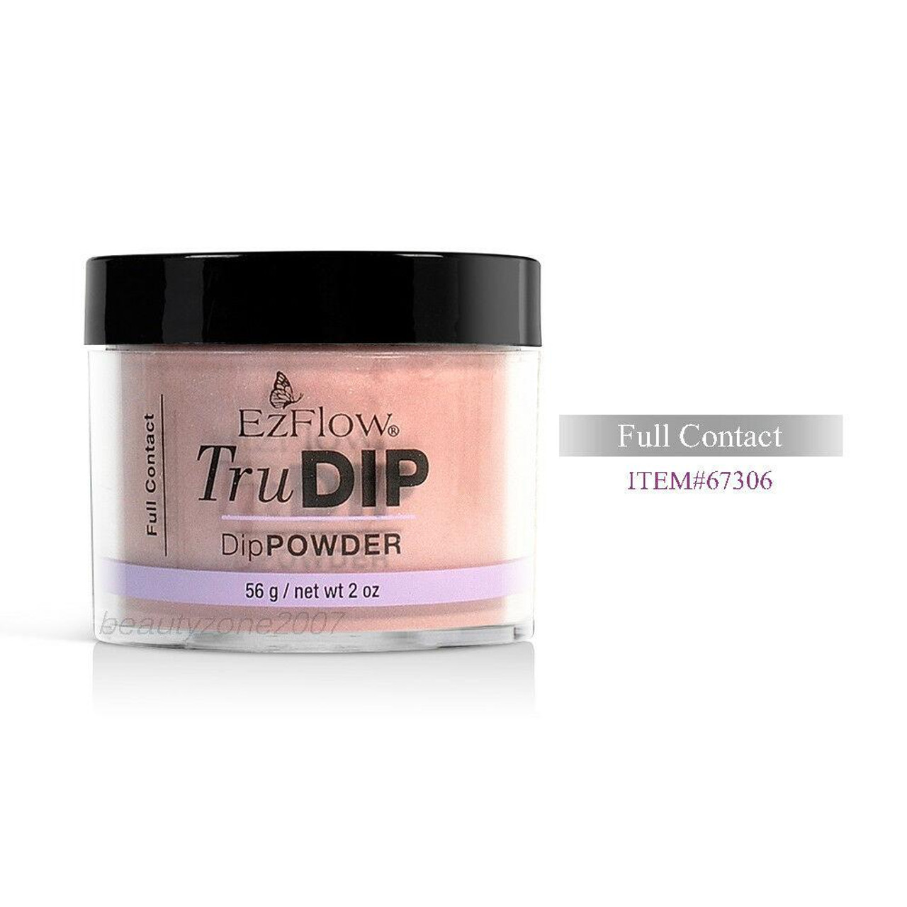 EzFlow TruDIP Dipping Color Powder 67306 Full Contact 2oz