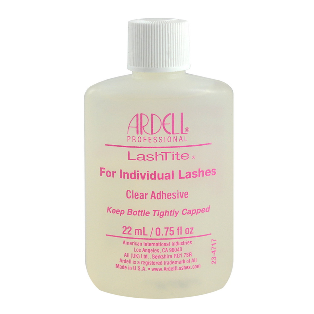 0aa1068af1c Individual Eyelash Adhesive Specially Formulated For Use With Duralash  Specially Formulated and Waterproofed to hold lashes