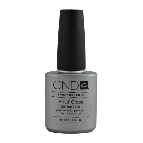 CND Brisa Gloss Gel Top Coat 0.5oz / 15ml