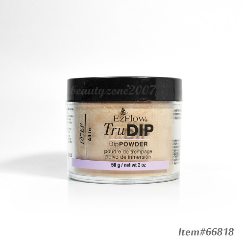 EzFlow TruDIP Dipping Color Powder 66818 - All In 2oz/56g