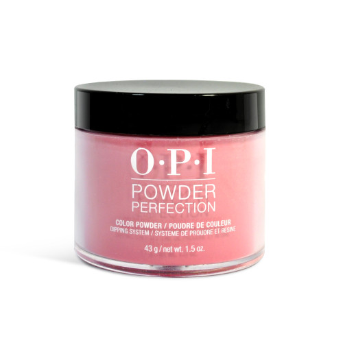 OPI Color Dip Powder DPE44 Pink Flamenco 1.5 oz