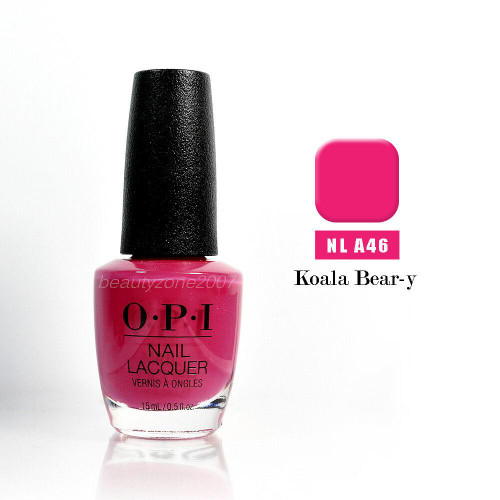 OPI Nail Polish A46 Koala Bear-Y 0.5oz
