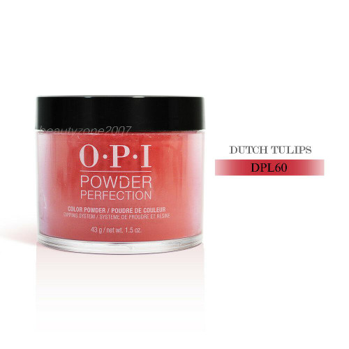 OPI Color Dip Powder DPL60 Dutch Tulips 1.5oz