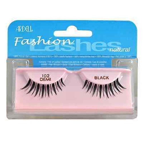 66a6d86bec0 10 Pack Ardell Fashion Lashes 102 Demi Black - BeautyChain
